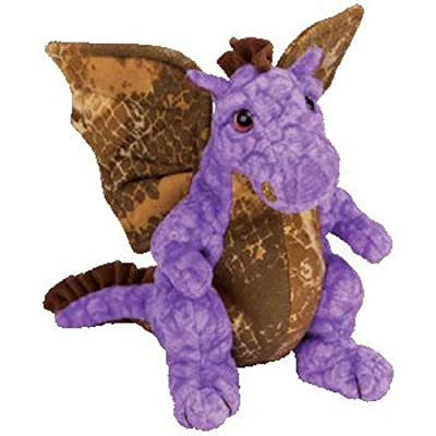 TY Beanie Baby - LEGEND the Dragon: Toys & Games