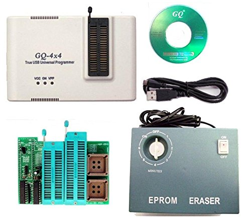 PRG-113 True USB Willem GQ brand GQ-4X V4 (GQ-4X4) USB universal 40 pin programmer + UV EPROM Eraser + 16 bit EPROM Adapter 28F102 27C400 27C800 27C160 27C322 27C1024 27C2048 - Uv Website