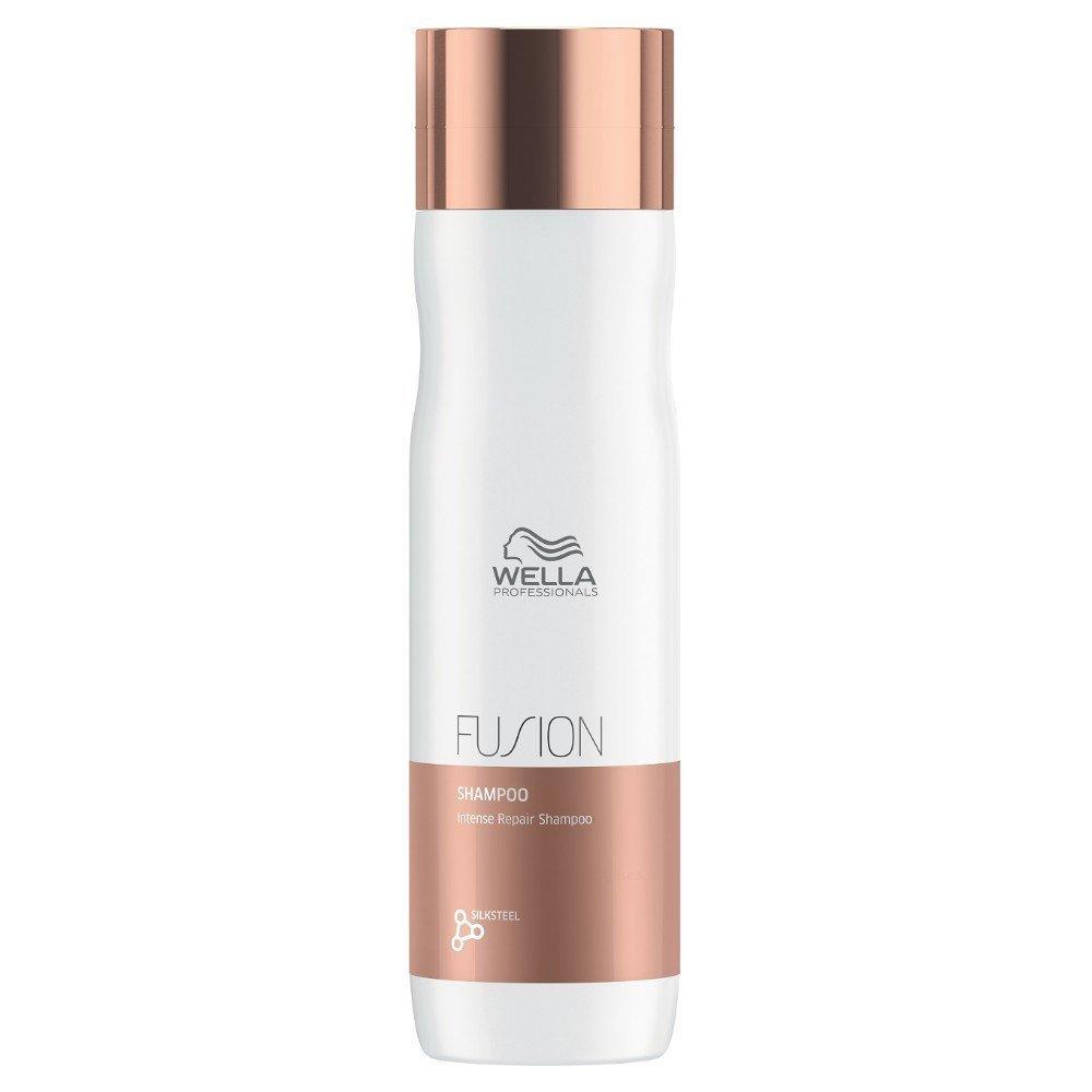 Wella Fusion Repair Shampoo, shampoo riparatore, confezione da 1 (1x 250ml) (etichetta in lingua italiana non garantita) 8005610416038