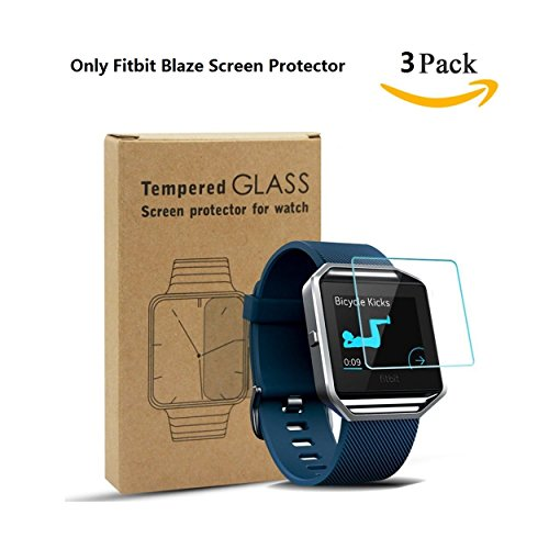 Vancle Screen Protector Fitbit Tempered