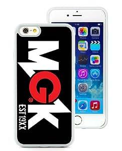 High Quality iPhone 6S TPU Skin Case ,Machine Gun Kelly (MGK) White iPhone 6S Screen Cover Case Popular And Unique Custom Designed Phone Case
