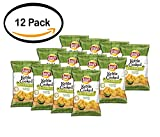 PACK OF 12 - Lay's Kettle Cooked 40% Less Fat Jalapeno Cheddar Potato Chips 8 oz. Bag