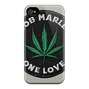 Series Skin Cases Covers For Iphone 6(bob Marley)