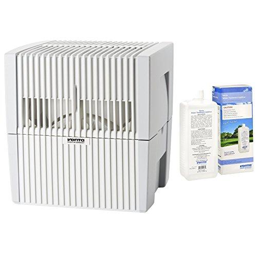 - Venta LW25W Humidifier & Airwasher (White) with Airwasher Venta Water Treatment