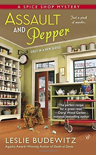 book cover of Assault and Pepper