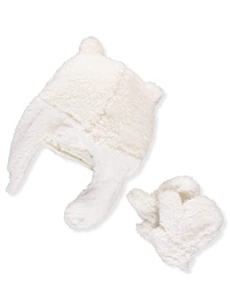 e617fe3579e Image Unavailable. Image not available for. Color  Carter s Unisex Baby  Beanie   Mittens Set - ivory
