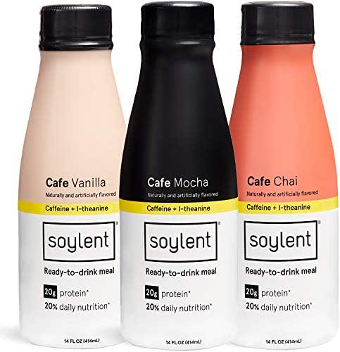 Protein & Meal Replacement: Soylent Cafe