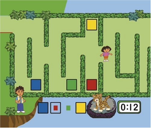 Fisher-Price Smart Cycle [Old Version] Dora Friendship Adventures Software Cartridge by Fisher-Price (Image #3)