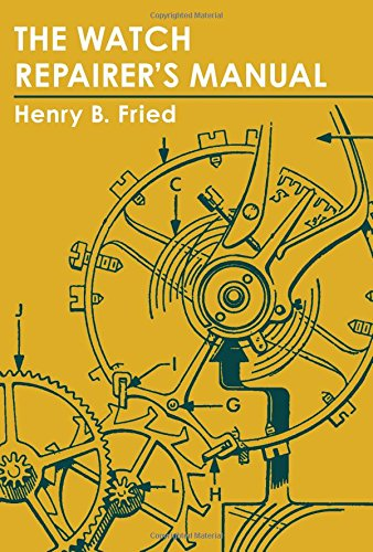 the wristwatch handbook a comprehensive guide to mechanical wristwatches pdf