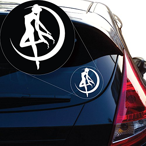 Sailor Moon Vinyl Decal Sticker # 838 (6