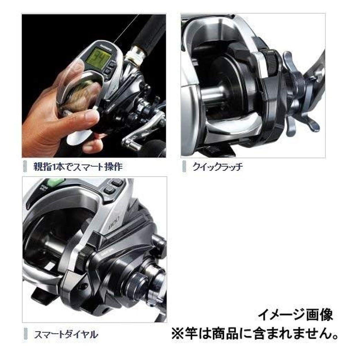 [해외] 시마노 전동 릴 15 포스 마스터 800 우핸들