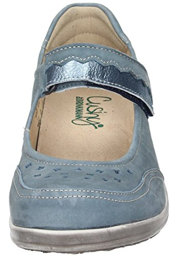 Blau women 2 Brinkmann 1 shoes 840669 Cushy Dr H width velcro with w4qPfxF