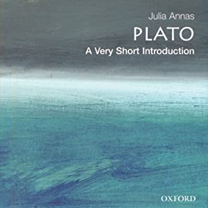 Plato: A Very Short Introduction Audiobook