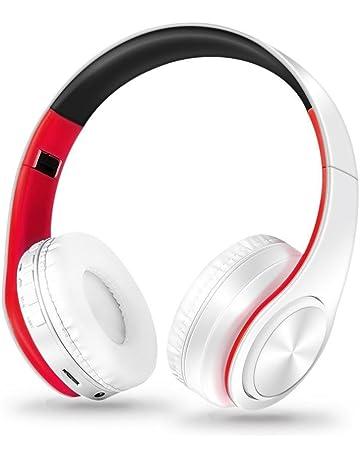 STRIR Bluetooth para Auriculares estéreo V4.0 Música Plegable Over-Oreja Sonido de Alta