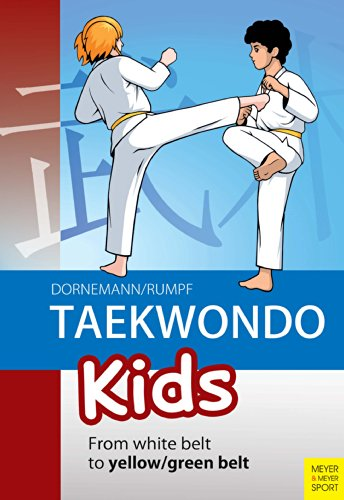 Tae Kwon Do White and High White Belt Curriculum (Tae Kwon Do Curriculum Book 1)