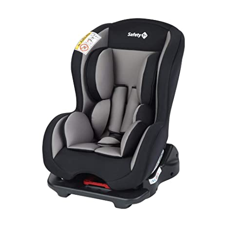 Safety 1st SWEET SAFE Hot Grey - Silla de auto, grupo 0+