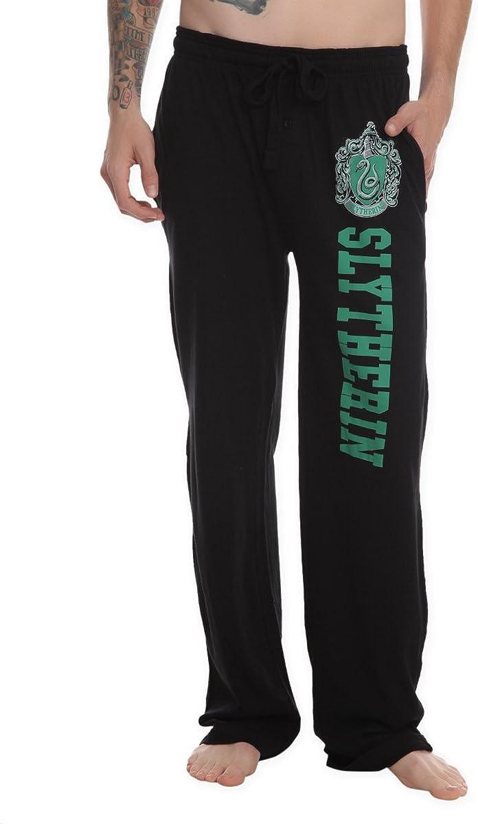 Harry Potter Slytherin Men's Pajama Pants
