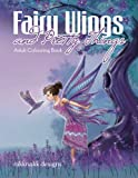 img - for Fairy Wings and Pretty Things: Adult Colouring Book book / textbook / text book