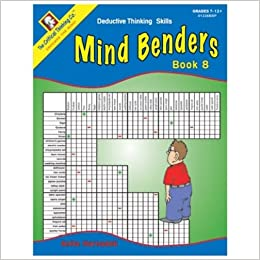 ?EXCLUSIVE? Mind Benders: Deductive Thinking Skills, Book 8, Grades 7-12+. AROBILL banking voltage Cerrojo Imagen Toyota diseno