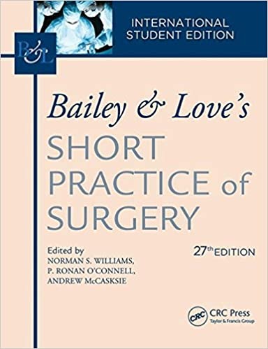 Bailey And Love Surgery Book