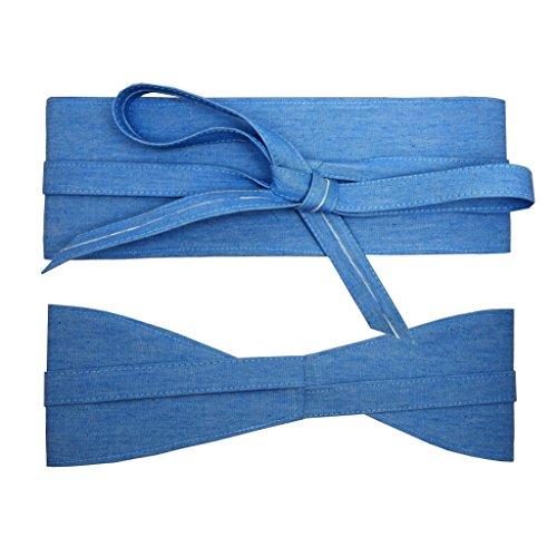 90 In Denim Blue Jean - 1