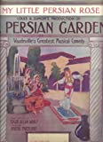 img - for My Little Persian Rose Sheet Music book / textbook / text book