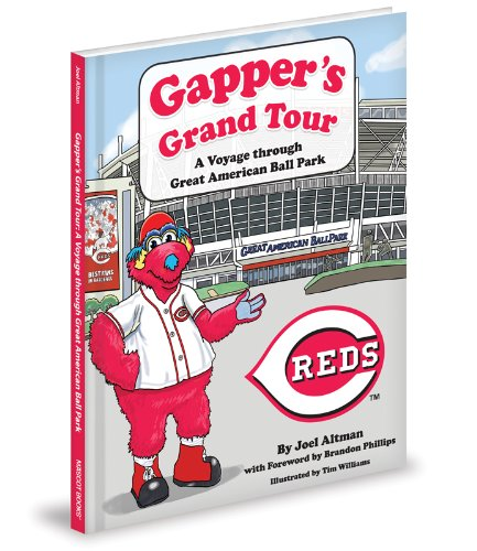 Download Gapper's Grand Tour: A Voyage Through Great American Ball Park ebook