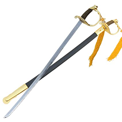 Armory Replicas Ceremonial Marine NCO Uniform Sword