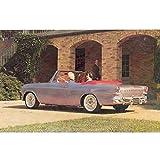 1962 Studebaker Lark Convertible Postcard