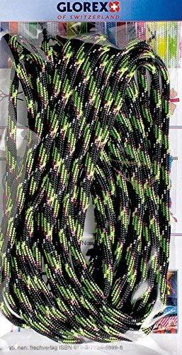 Nylon Gr/ün 19 x 8.6 x 1 cm GLOREX Paracord