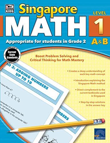 (Singapore Math, Grade 2)