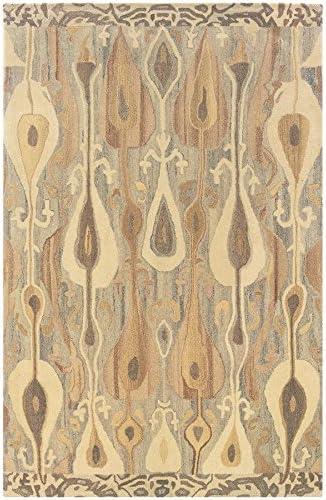 Oriental Weavers 68000 Anastasia Area Rug, 10 x 13 , Grey Beige