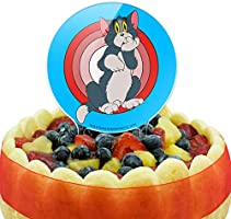 GRAPHICS /& MORE Acrylic Tom and Jerry Jerry Character Cake Topper Party Decoration for Wedding Anniversary Birthday Graduation