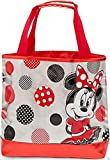 Disney Store Minnie Mouse Swim Bag Tote New Red