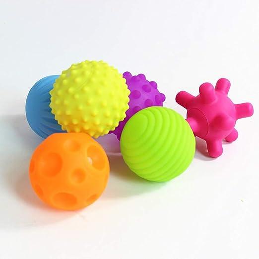Bolas sensoriales para niños: el mejor juego de bolitas múltiples ...