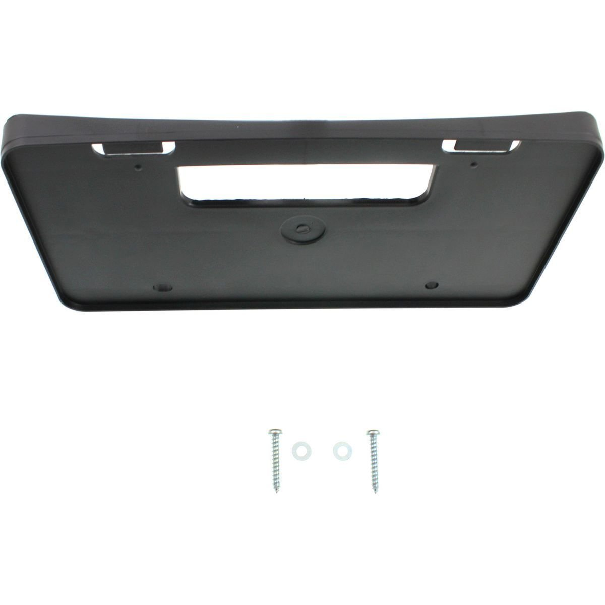 DAT 14-16 TOYOTA COROLLA FRONT LICENSE PLATE BRACKET S//SE Model TO1068123 DAT AUTO PARTS