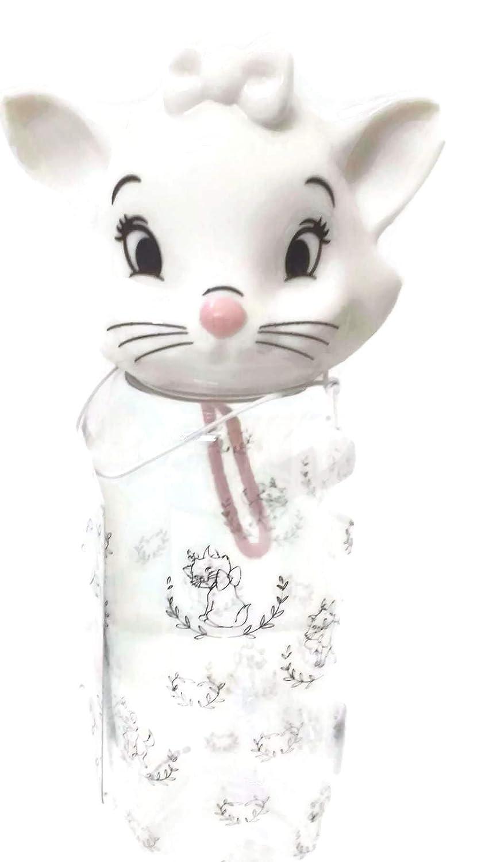 transparente Botella de agua Disney Aristocats Marie Head