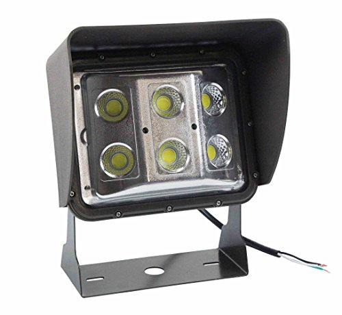Flood Light Glare Shield - 9