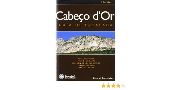 Cabeçco dor - guia de escalada (Guias De Escalada): Amazon ...