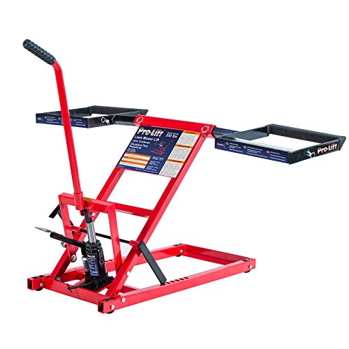 Pro-LifT T-5355A 550 Pound Capacity Lawn Mower Lift
