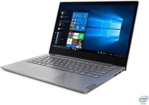 "Lenovo ThinkBook 14-IIL 20SL0016US 14"" Notebook - 1920 x 1080 - Core i7 i7-1065G7 - 16 GB RAM - 512 GB SSD - Mineral Gray - Windows 10 Pro 64-bit - Intel Iris Plus Graphics - in-Plane Switching ("