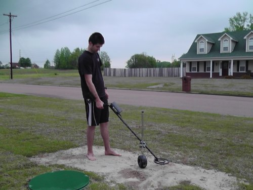 Trimmer Caddy: Support Attachment for Weed, Grass, Lawn, & String Trimmers