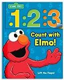 Sesame Street Count with Elmo!, Sesame Street, 0794428614