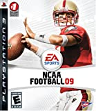 college football 13 - NCAA Football 09 - Playstation 3