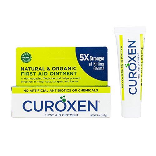 CUROXEN All-Natural & Organic First Aid Ointment, 1.0oz (First Aid Organic)