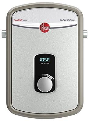 Rheem RTEX-08 240V Heating Chamber Residential Tankless Water Heater