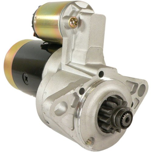 Db Electrical SMT0126 Starter For Ford New Holland Skid Steer Loader Cl35 & Gehl Sl4610 Sl4615 by DB Electrical