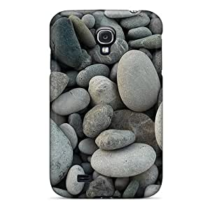 Premium Protection Large Stones Case Cover For Galaxy S4- Retail Packaging