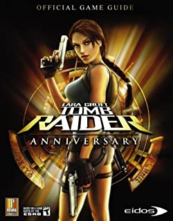 Amazon Com Tomb Raider Anniversary Artist Not Provided Video Games