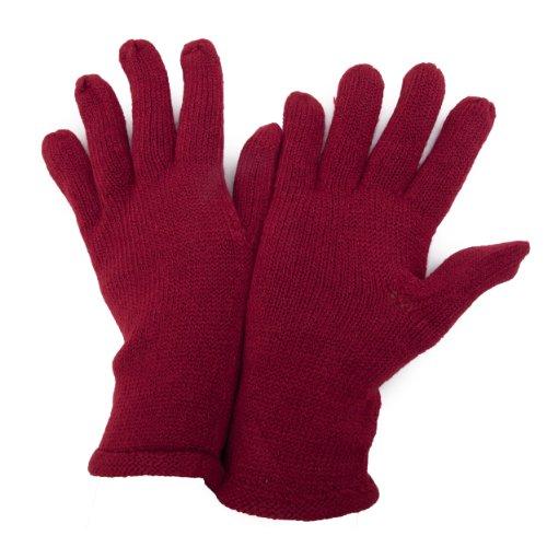 顧問有毒な派生するレディース ソフトタッチ 冬用手袋 ウィンターグローブ 女性用
